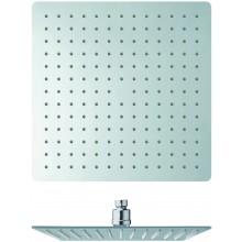 CRISTINA SANDWICH PLUS sprcha hlavová Antikalk-system 60x60cm chrom LISPD00851