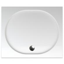 TEIKO KADMA sprchová vanička 120x100x3,5cm, obdélník, akrylát, bílá