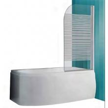 ROLTECHNIK SANIPRO SCREEN PRO vanová zástěna 810x1400mm, oboustranně otevíratelná, bílá/transparent