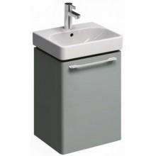 KOLO TRAFFIC skříňka pod umývátko 43,4x62,5cm závěsná, platinově šedá 89432000