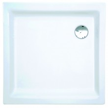 CONCEPT 100 sprchová vanička 800x800mm akrylátová, čtvercová, bílá 55540001000