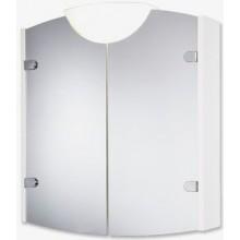 JOKEY WINNER zrcadlová škříňka 63x71cm s osvětlením, bílá