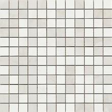 MARAZZI EVOLUTIONMARBLE mozaika 32,5x32,5cm lepená na síťce, white rhino