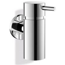 ZACK TICO dávkovač na mýdlo 130ml, Ø5cm, nástěnný, nerez ocel/vysoký lesk