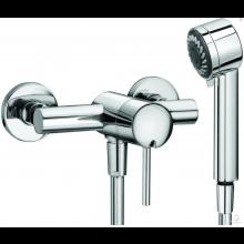 LAUFEN TWINPRIME PIN sprchová nástěnná páková baterie, chrom 3.3113.6.004.000.1