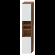 JIKA LYRA skříňka 320x251x1700mm, vysoká, třešeň/bílá