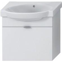 JIKA TIGO skříňka 620x370x620mm s 1 zásuvkou, bílá 4.5515.2.021.500.1