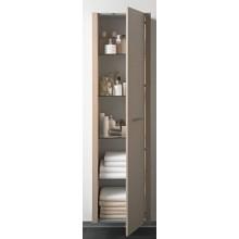Nábytek skříňka Duravit 2nd floor 50x30x180 cm dub bělený