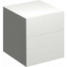 KERAMAG XENO 2 boční skříňka 45x51cm bílá lesklá 807045000