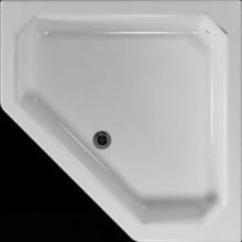 Pětiúhelníková sprchová vanička PEGAS se vyrábí v provedení s hladkým povrchem. Vzhledem ke svému atypickému tvrau propůjčuje koupelně, kromě originálního vzhledu také, více možností při práci s prostorem. Sprchovou vaničku PEGAS je vhodné doplnit sprchov