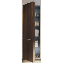 Nábytek skříňka Duravit Fogo závěsná 50x25x176cm americký ořech