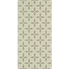 MARAZZI COVENT GARDEN dekor 18x36cm ivory/brown