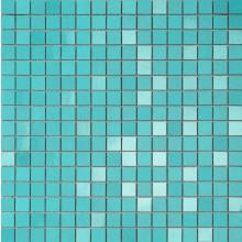 MARAZZI CONCRETA mozaika 32,5x32,5cm lepená na síťce, blue
