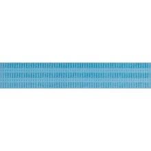 Listela Rako Remix 25x4,3cm modrá