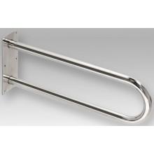 GOZ METAL REHA podpěrné madlo 600x100x250mm, tvar U, lakovaná ocel, bílá