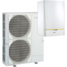 DE DIETRICH HPI 11 TR-2/ET čerpadlo tepelné 11,2kW vzduch/voda, třífázové napájení, zabudovaný elektrokotel