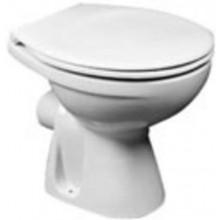 WC mísa Ideal Standard odpad vodorovný Eurovit V  bílá