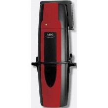 AEG VISIO 55H centrální vysavač 600AirWatt černá/červená