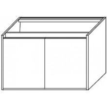 INDA PERFETTO skříňka 800x480x400mm, mat cement
