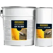 MUREXIN EP 70 BM pryskyřice epoxidová 20kg, dvousložková, s tvrdidlem, složka A, transparentní