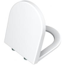 CONCEPT WC sedátko 360x444mm duraplastové se soft close, bílá