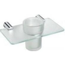 Doplněk držák se skleničkou Ideal Standard Ceramix Style  chrom