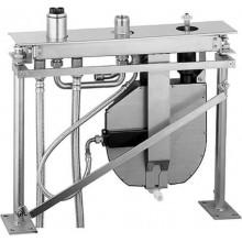 HANSA COMPACT univerzální těleso DN20, 3otvorové, pro montáž do obkladu pro vzdálené napouštění vany, pro stojánkovou montáž, chrom