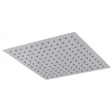 Sprcha hlavová Raf pevná, čtverec slim 30x30 cm chrom