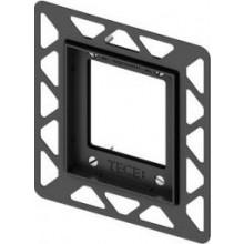 TECE LOOP instalační rámeček 194x174mm, pro montáž pisoárových tlačítek, černá