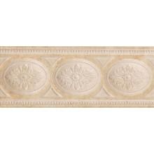 Listela - Atrium Cenefa Roma 10x25 cm béžová