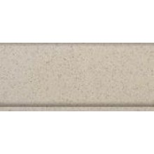 RAKO TAURUS GRANIT sokl s požlábkem 20x9cm, tunis