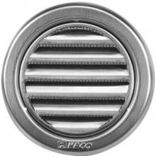 HACO NVM 75 větrací mřížka prům. 70mm, kruhová, se síťovinou, nerez