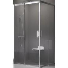 RAVAK MATRIX MSRV4-90 sprchový kout 900x900x1950mm, rohový, čtyřdílný, alubright/transparent