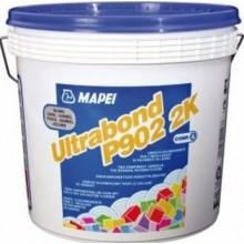 MAPEI ULTRABOND P902 2K epoxidopolyuretanové lepidlo 10kg, dvousložkové, na parkety, hnědá