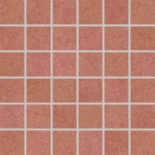 RAKO ROCK mozaika 30x30cm, červená