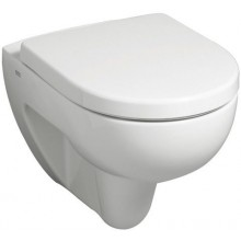 WC závěsné Keramag odpad vodorovný Renova Nr.1 Plan 4,5/6 l bílá