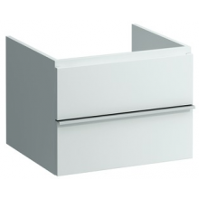 LAUFEN CASE zásuvkový element 595x520x450mm, bílá 4.0521.3.075.463.1