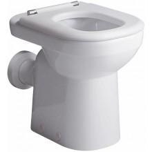 KERAMAG RENOVA NR. 1 COMFORT klozet stojící 39x55,5cm, s plochým splachováním, 6l, bílá/Keratect 218500600