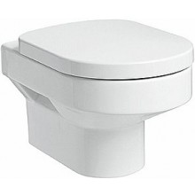 WC závěsné Sanitec odpad vodorovný Quattro Kolo 6L bílá + reflex