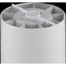 HACO ZKP 120 zpětná klapka 120mm, k ventilátoru, plast, bílá