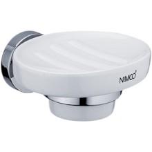 NIMCO UNIX mýdlenka 120x55x120mm chrom/ bílá UN 13059K-26