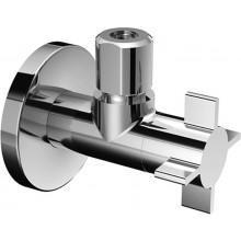 """SCHELL 4WING rohový ventil 1/2""""x3/8"""", regulační, chrom"""