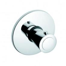 KLUDI JOOP! sprchová baterie Ø150mm, podomítková, termostatická, chrom