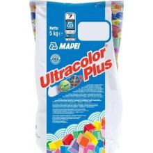 MAPEI ULTRACOLOR PLUS spárovací tmel 5kg, rychle tvrdnoucí, 136 bahno