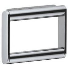 KEUCO PLAN držák toaletního papíru 135x105mm nástěnný, chrom