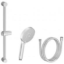 RAVAK 922.00 set ruční sprcha Flat M/sprchová tyč a hadice chrom