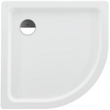 Vanička smaltovaná Laufen - Platina 90x90x6,5 cm bílá