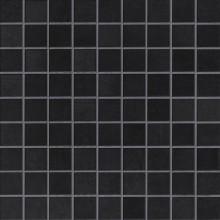 IMOLA MICRON 2.0 mozaika 30x30cm, black, MK.M2.0 30N