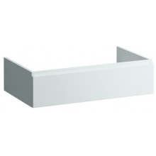 LAUFEN CASE zásuvkový element 893x520x230mm, bílá 4.0523.2.075.463.1