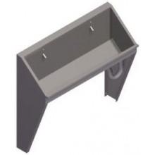 AZP BRNO BSUL 03.2 umývací žlab 1900x1150mm, vysoce odolný, bezpečnostní, nerez